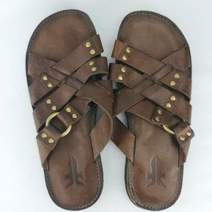 Frye Men's Leather Sandals Sz 11